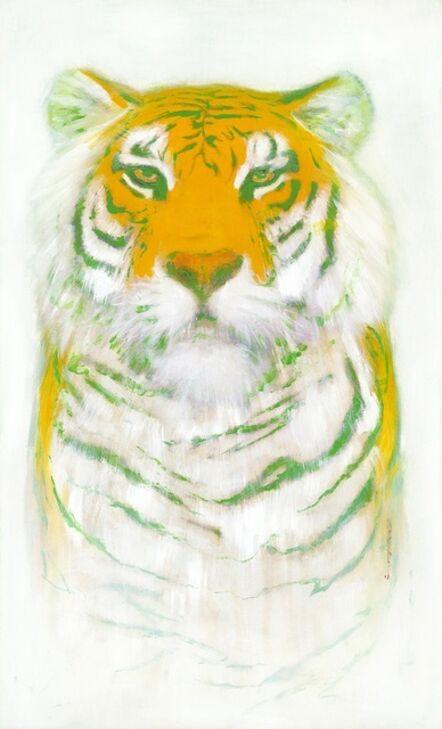 Sun Lin 林順雄, 'Chinese zodiac : Tiger', 2019