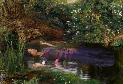 E2 - KLEINVELD & JULIEN, 'Ode to Millais' Ophelia', 2013