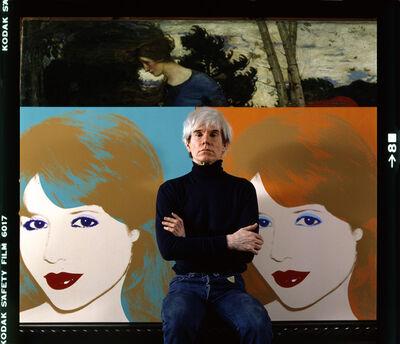 Harry Benson, 'Andy Warhol, New York', 1983