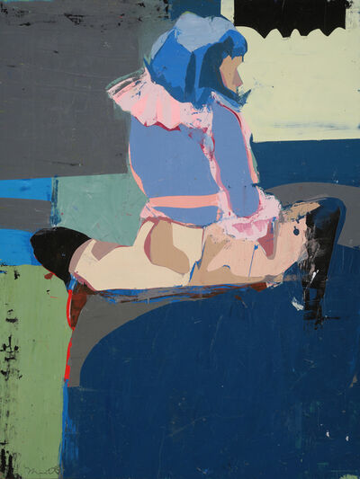 Kim Frohsin, 'That Blue Wig', 2008