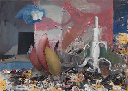 Daniel Pitin, 'Blue Cloud', 2018