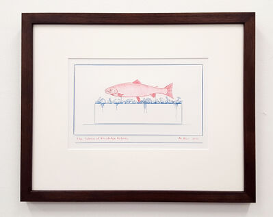 Mark Dion, 'The Salmon of knowledge Returns', 2015
