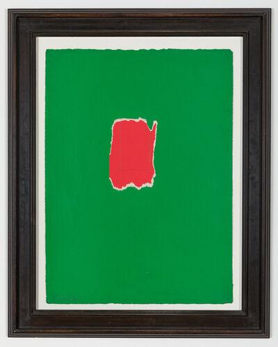 Robert Motherwell, 'Spoleto', 1968