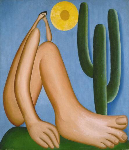 Tarsila do Amaral, 'Abaporu', 1928