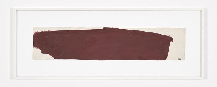 Suzan Frecon, 'Terre rouge', 1999