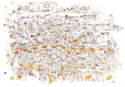 Ceren Oykut, 'Inside the City Walls - Fingerprint'