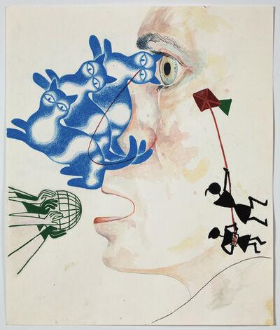 Brian DeGraw, 'Allergic Reaction (Warli Kite)', 2020