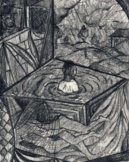 Tom Anholt, 'Better Left Unsaid (Study)', 2018