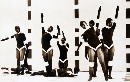 Analivia Cordeiro, 'Dance Performance during TV recording TV Caltura de Sao Paolo, Brasil, M3x3', 1973