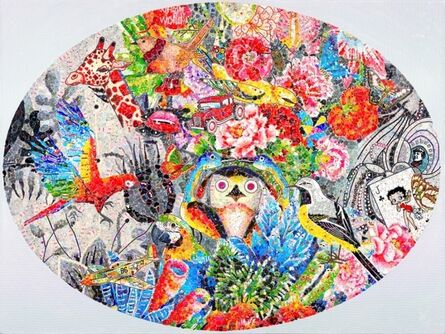 Ye Hongxing, 'Another Space No.16', 2013