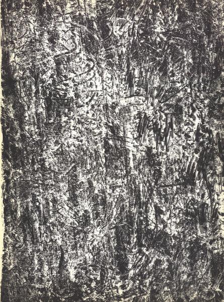Francois Fiedler, 'Peinture', 1960