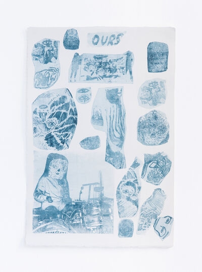 Grace Rosario Perkins, 'Ours (Everything)', 2017