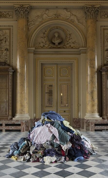 Christian Boltanski, 'Dispersion', 1991-2015