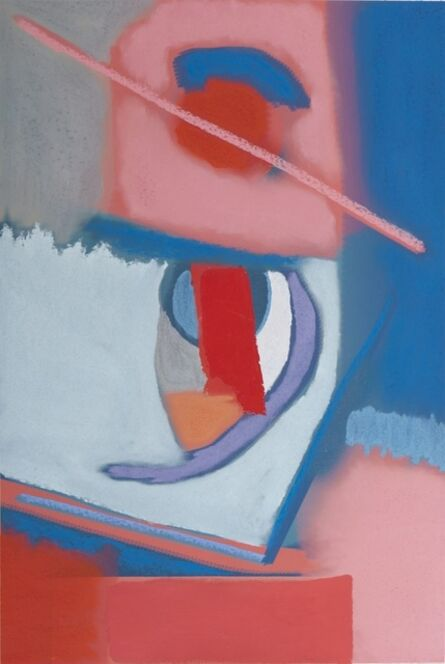 Sam Falls, 'Composition 18', 2010