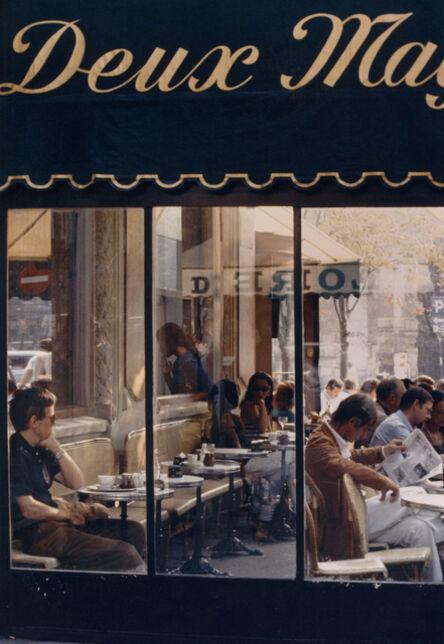 Seena Sussman, 'Les Deux Magots Paris', 1992