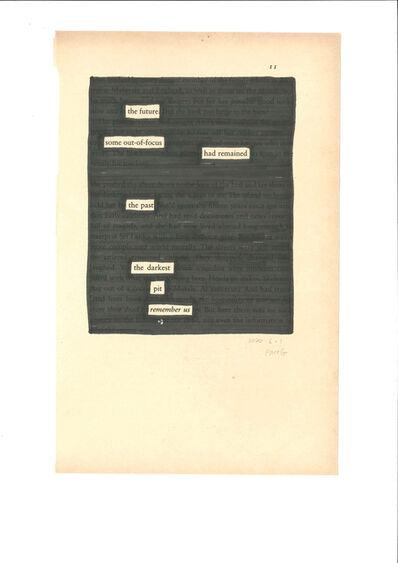 Pang (b. 1986), 'The Present ', 2020