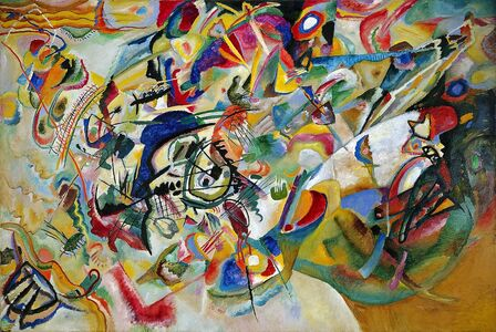 Wassily Kandinsky, 'Composition, VII', 1913