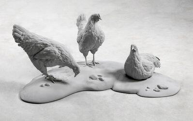 Hans Op de Beeck, 'The Three Sisters', 2020