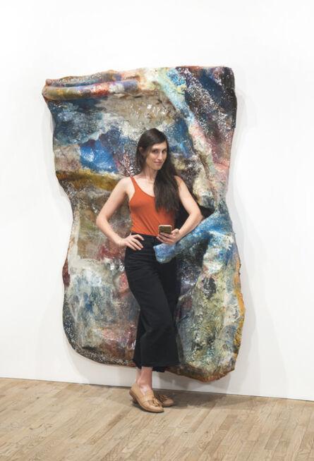 Jillian Mayer, 'Slumpie 90 – Classical Wall', 2018