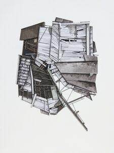 Seth Clark, 'Mass Study III', 2018