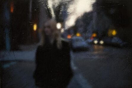 Casey Baugh, 'See, the Last Village of Words', 2018
