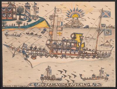 William O. Golding, 'Steam Yacht Viking', 1933