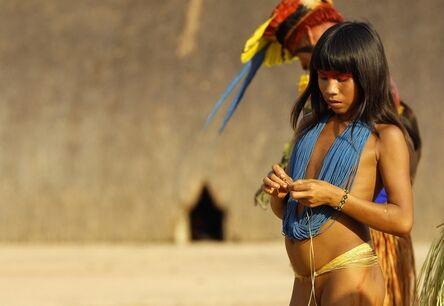 Attila Lorant, 'Daughter of the Kamaiura Chief', 2005