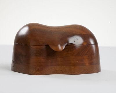 Wendell Castle, 'Unique jewelry box', 1975