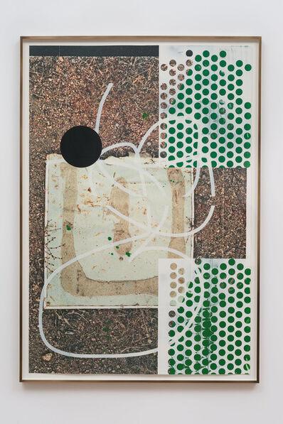 Kevin Appel, 'Salton Sea (glue)', 2012