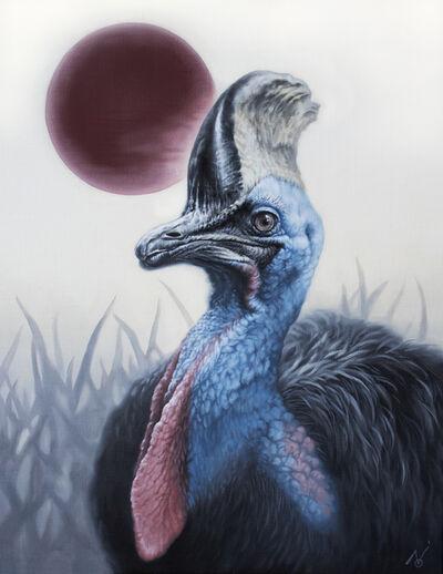 Yuko Montgomery, 'Legendary Blue', 2021