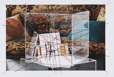 """Giulio Paolini, 'Studio per """"Sala d'attesa"""" ', 2011-12"""
