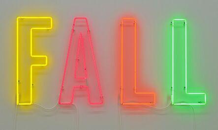 Jonathan Monk, 'Fall', 2011