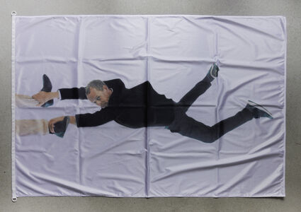 Christian Jankowski, 'Weather Flag', 2019
