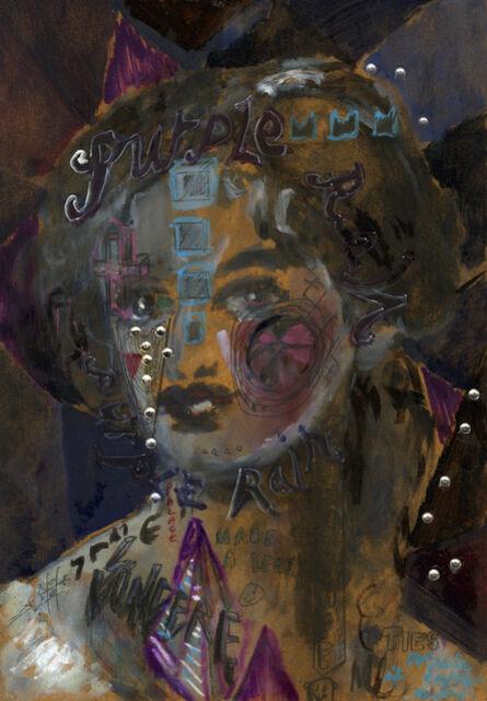 Sam Jackson, 'Purple Rain', 2019