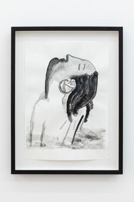 Claudio Coltorti, 'Study for a figure', 2020