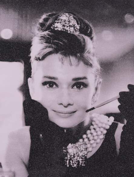 Russell Young, 'Audrey Hepburn', 2017