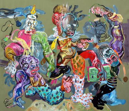 Cristiano Mangovo, 'Alternativo', 2019