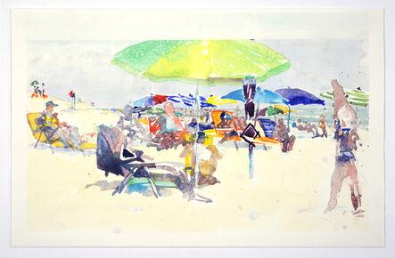 Steven Singer, 'Long Beach Panorama', 2009