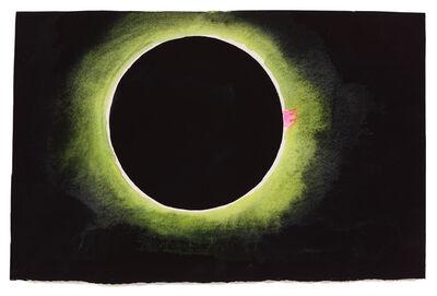 Allison Katz, 'Total Solar Eclipse, December 14, 2020', 2020