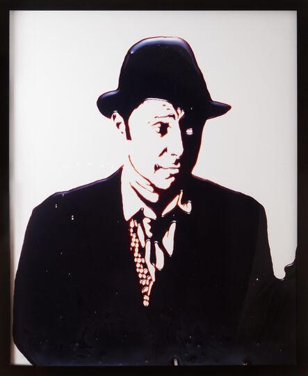 Vik Muniz, 'Self Portrait (Maybe Tomorrow)', 2005