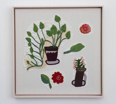 Anna Torma, 'Untitled (Potted Plants #1) / Sans titre (Plantes en pots #1)', 2020