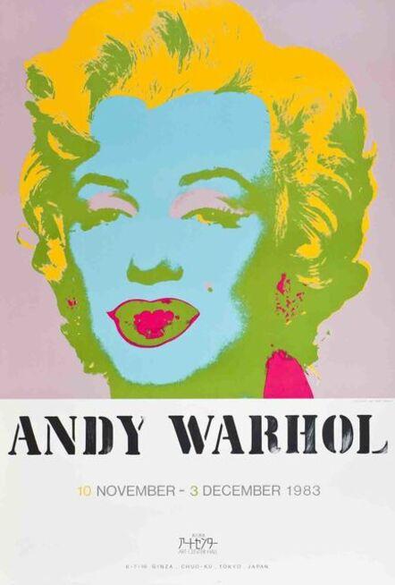 Andy Warhol, 'Marilyn Monroe', 1983