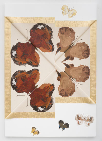 Greg Parma Smith, 'Unique Janus Butterflies 11', 2015