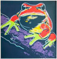 Andy Warhol, 'Pine Barrens Tree Frog'