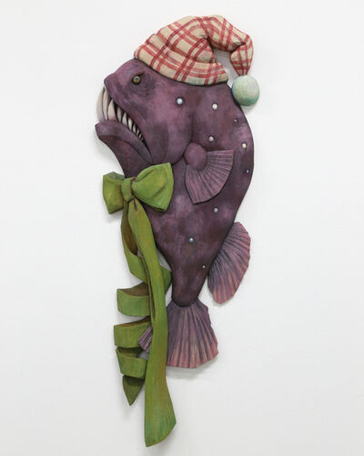 Motoki Hitomi, 'Letter from the Trench -Anglerfish-', 2019