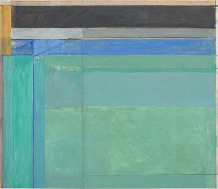 Richard Diebenkorn, 'Ocean Park #68', 1974