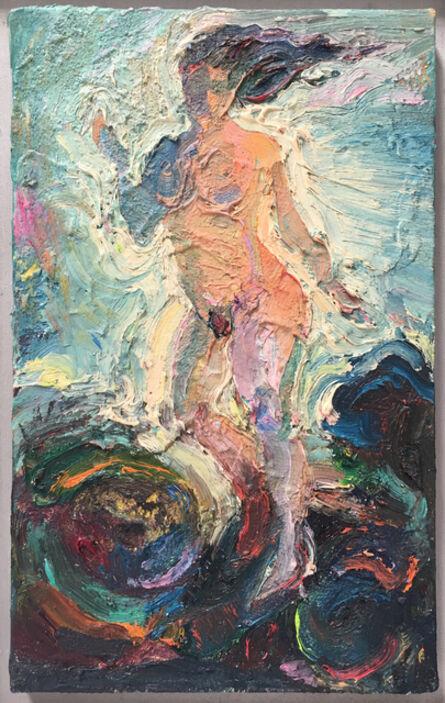 Elsa Flores, 'Maiden', 1985