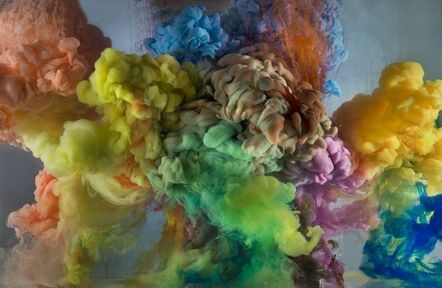 Kim Keever, 'Abstract 10077', 2015