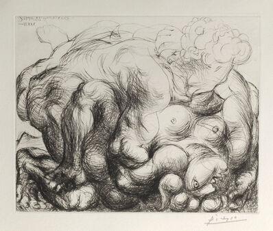 Pablo Picasso, 'Le Viol, V', 1933
