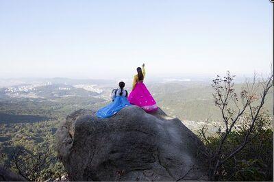 Im Heung-soon, 'Bukhansan', 2015